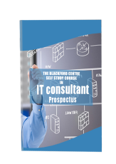 IT Consultant Course brochure