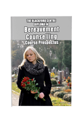 Bereavement Counselling Course brochure