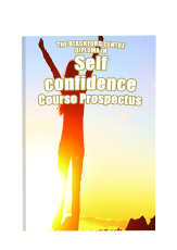 Self Confidence Course brochure