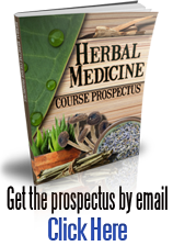 Herbal Medicine course brochure