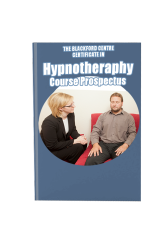 Hypnotherapy Course brochure