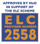 Approved by the MOD in Support of the ELCAS Scheme