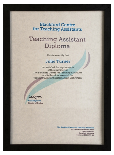 teaching assistant diploma course essay Supporting teaching and learning fda  overview course details entry  requirements employability  more courses in education, early childhood &  youth.