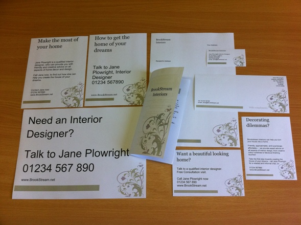 The Business Stationery Kit
