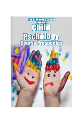 Child Psychology Course brochure
