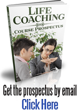 Life Coaching course brochure