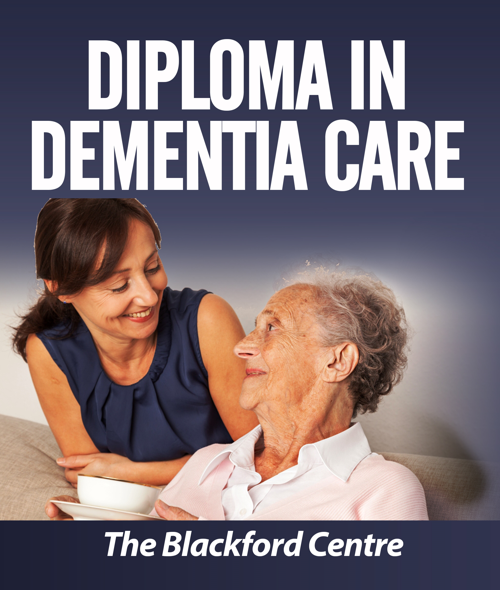 Dementia Care Course brochure