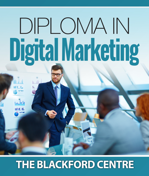 Digital Marketing Course brochure