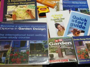 Garden Design Courses blue mountain training solutions online garden and landscape certification course from blue mountain training solutions Contents Of The Diploma In Garden Design Course Pack