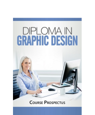 Graphic Design Course brochure