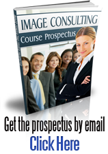 image consulting course brochure