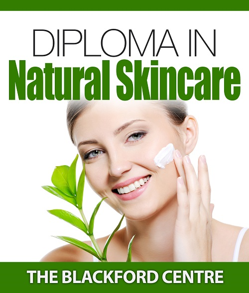 Natural Skincare Course brochure